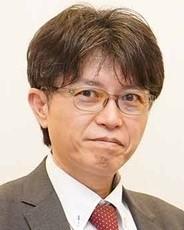 西浦 賢治氏