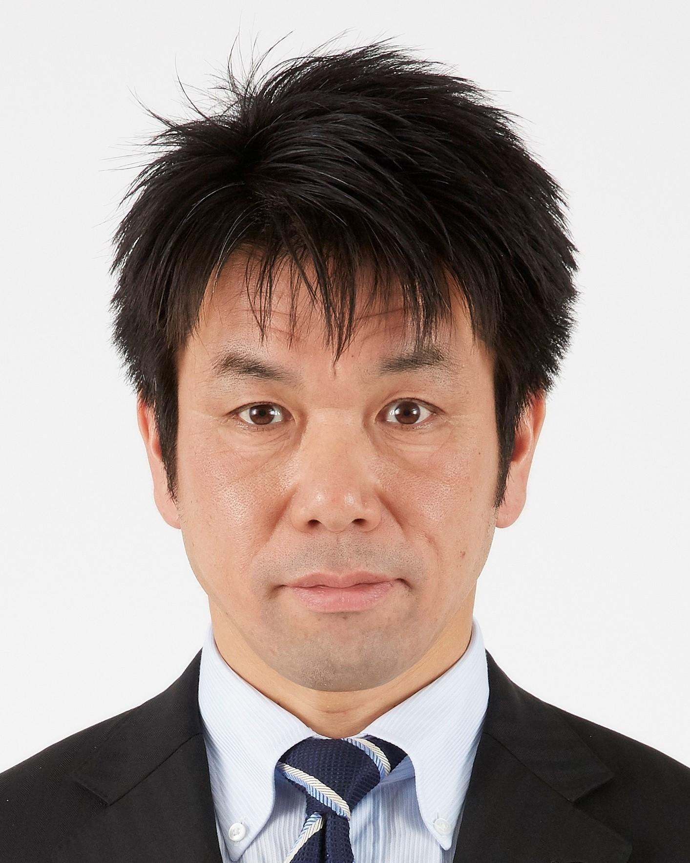 大隅 英貴氏
